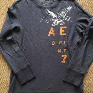 Men's American Eagle Thermal Shirt
